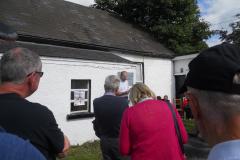 Ireland, Knockainey, Tom Leahy talk on Ryan family, old school, Knockainey
