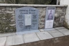 Ireland, Knockainey, new Frank Ryan Memorial