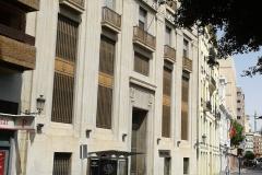 Spain, Albacete, Banca de Espana
