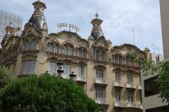 Spain, Albacete, Gran Hotel
