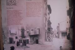 Spain, Belchite Museum Northern Gate 1