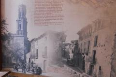 Spain, Belchite Museum Northern Gate 4
