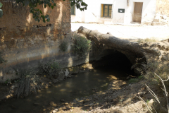 Spain, Belchite, Nelson's culvert 4