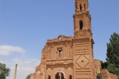 Spain, Belchite, S. Augustin 1