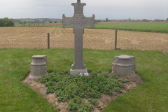 Grave of Major WIlly Redmond, Locre