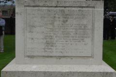 WW1 Tours, Extreux, Munsters' memorial 2