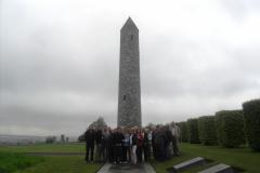 Irish Peace Park, Messines